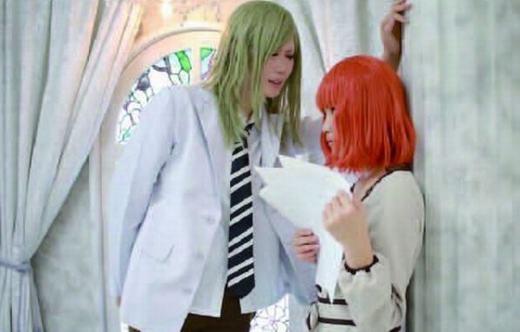 """""""Ôi! Chàng trai có chiều cao thật lí tưởng!"""". (Ảnh: Internet)"""