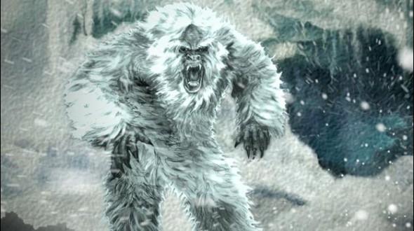 Người tuyết Yeti là một ví dụ điển hình cho sự bí ẩn của các loài sinh vật.(Ảnh: Internet)
