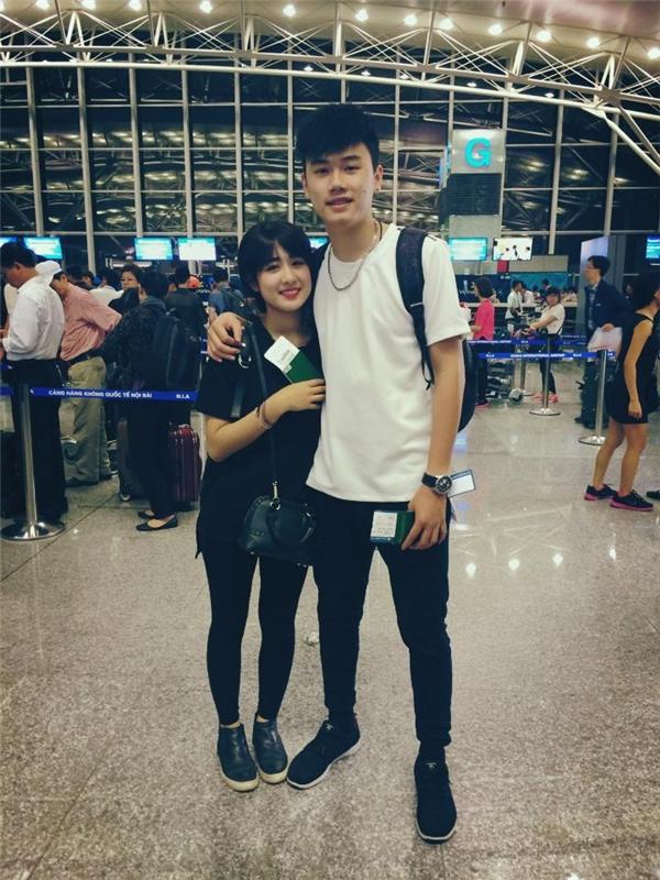 Trang Lou - Tùng Sơnngoài thời gian bận rộn với công việc thì cả hai thường xuyên dành thời gian đi du lịch.(Ảnh: Internet)