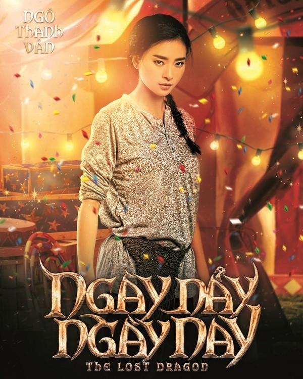 """Ngày nảy ngày nay là bộ phim điện ảnh đầu tiên do chính tay """"đả nữ"""" sản xuất và đóng vai chính. - Tin sao Viet - Tin tuc sao Viet - Scandal sao Viet - Tin tuc cua Sao - Tin cua Sao"""