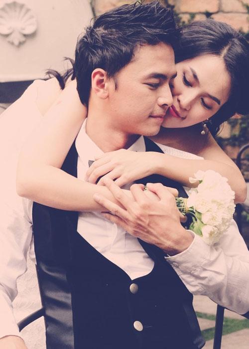 Bộ ảnh cưới đẹp như mơ của Tú Vi và Văn Anh tại Hồ Tràm. - Tin sao Viet - Tin tuc sao Viet - Scandal sao Viet - Tin tuc cua Sao - Tin cua Sao
