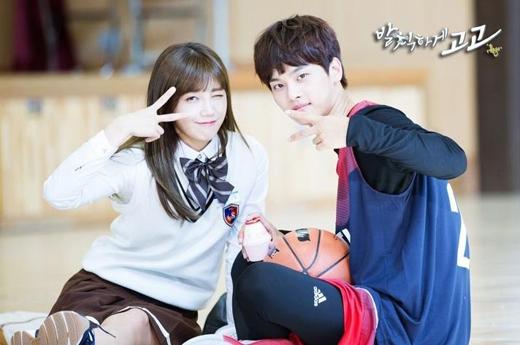 Đi tìm cậu bạn cạ cứng ngọt ngào nhất trên màn ảnh Hàn