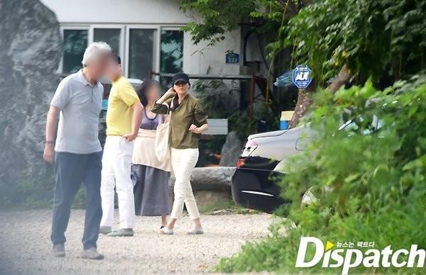 Kim Ha Neul chính thức theo chồng về dinh vào năm sau
