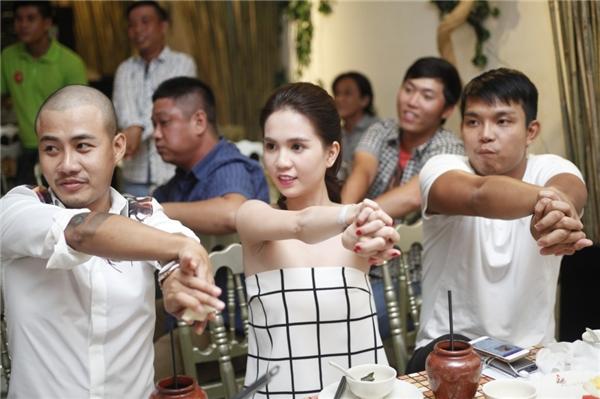 Ngọc Trinh bất ngờ khoe giọng trong trẻo cực yêu - Tin sao Viet - Tin tuc sao Viet - Scandal sao Viet - Tin tuc cua Sao - Tin cua Sao