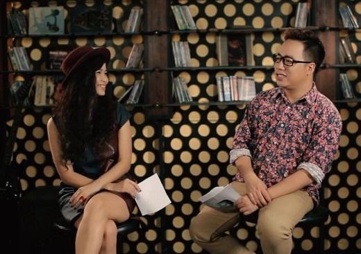 Cả MC Thanh Tùng và Đồng Lan đều có điểm chung là tình yêu với nướcPháp.