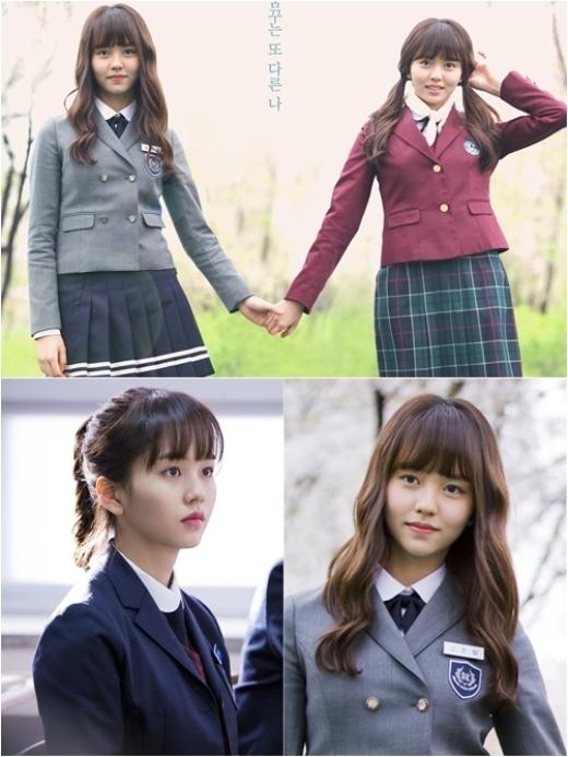 """Vai diễn """"phân thân"""" mang về cho Kim So Hyun thành công vang dội."""