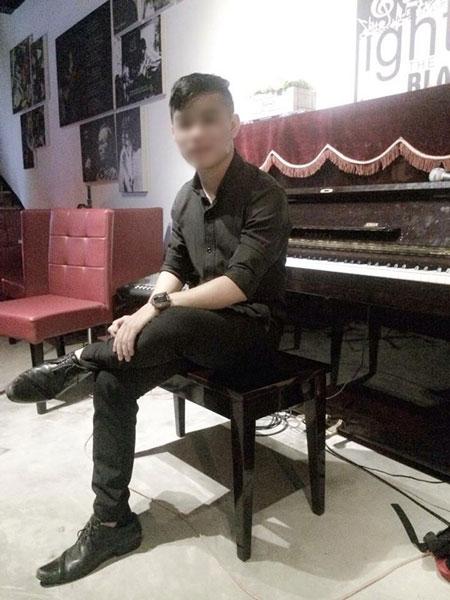 Thanh niên bị 2 cô gái đâm chết là nghệ sĩ piano hiền lành
