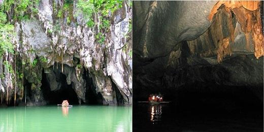 Sau khi cuộc điều tra vào năm 2010, các nhà địa chất đã phát hiện con sông này còn có một tầng nữa, nghĩa là bên trong hang động có thác nước cực kì ngoạn mục.(Nguồn: Internet)
