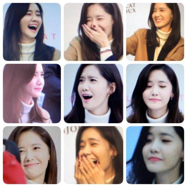 1001 biểu cảm nhắng nhít đốn tim fan của Yoona
