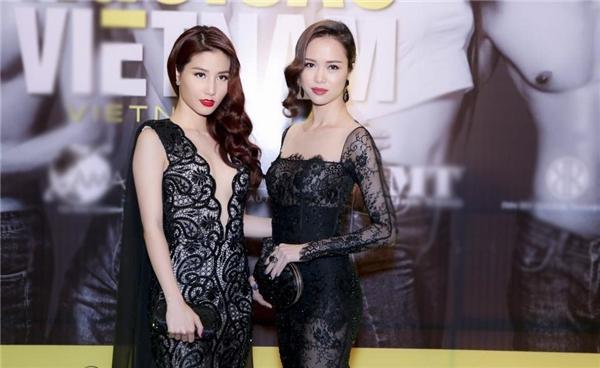 Nữ diễn viên Quyênđọ dáng bên DiễmMy 9x. - Tin sao Viet - Tin tuc sao Viet - Scandal sao Viet - Tin tuc cua Sao - Tin cua Sao