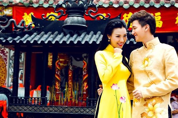 Cặp đôi đẹp của showbiz Việt nhận được nhiều sự chú ý hơn kể từ sau khi công khai tình cảm. - Tin sao Viet - Tin tuc sao Viet - Scandal sao Viet - Tin tuc cua Sao - Tin cua Sao