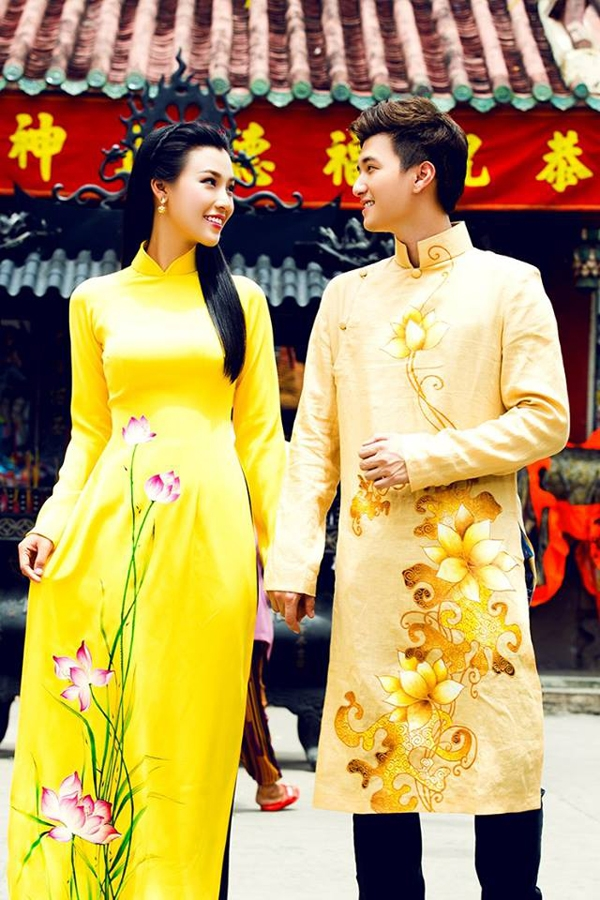 Hoàng Oanh dịu dàng, e ấp bên bạn trai Huỳnh Anh - Tin sao Viet - Tin tuc sao Viet - Scandal sao Viet - Tin tuc cua Sao - Tin cua Sao