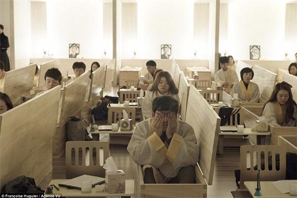 """Nhiều người cảm thấy như được """"hồi sinh"""" sau khi tham gia lớp học này."""