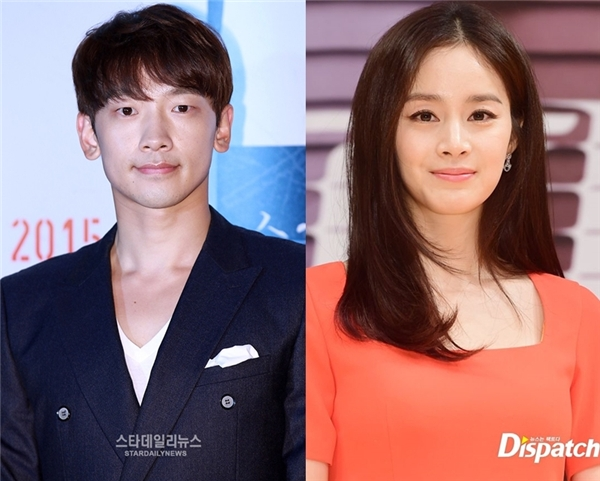 """Kim Tae Hee """"bóng gió"""" khẳng định tình cảm bền chặt với Rain"""