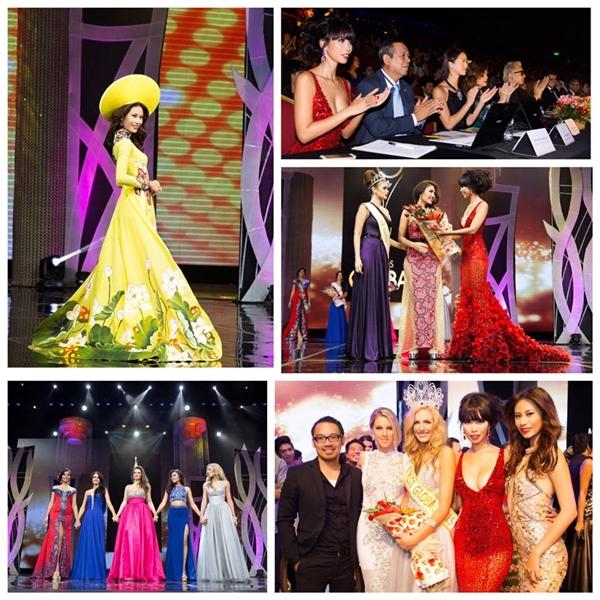 Hà Anh làm giám khảo tại cuộc thi Miss Global 2015. - Tin sao Viet - Tin tuc sao Viet - Scandal sao Viet - Tin tuc cua Sao - Tin cua Sao