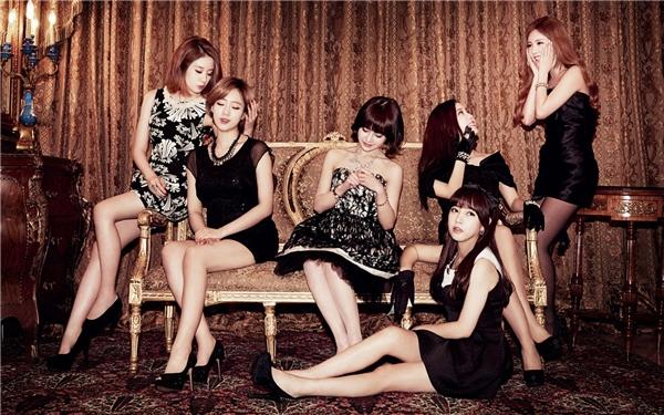 Nhóm nhạc nữ Kpop đánh mất danh tiếng vì scandal chấn động