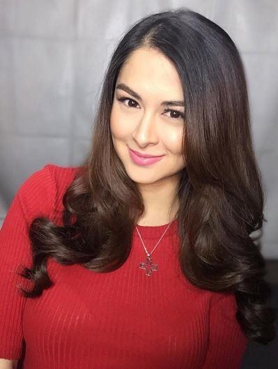 Mĩ nhân Philippines vẫn xinh đẹp rạng ngời.