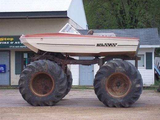 """Với """"chiến hạm"""" này, chúng ta có thể đi đến bất cứ nơi đâu.(Ảnh: Innamag)"""