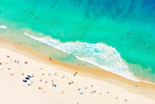 Nơi đâu biển xanh, cát trắnghữu tình nhưbãi biển Scarborough, Perth, Tây Úc?(Ảnh: IG @sundaysunset_me)