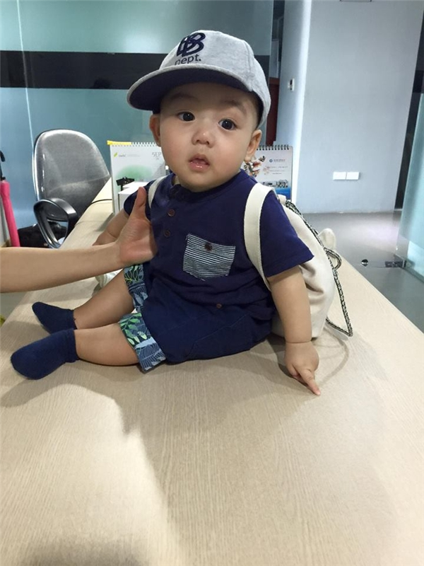 Những khoảnh khắc không thể không yêu của con trai Ngọc Thạch - Tin sao Viet - Tin tuc sao Viet - Scandal sao Viet - Tin tuc cua Sao - Tin cua Sao