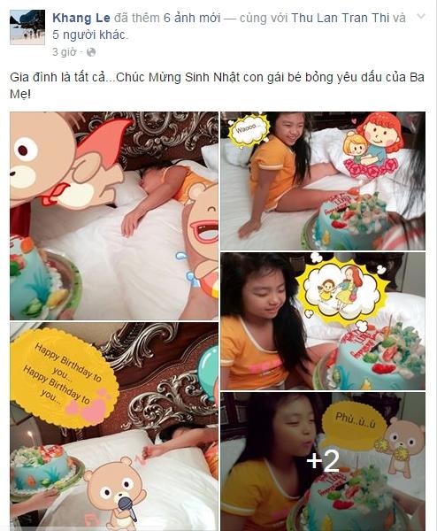 Món quà sinh nhật bất ngờ từ Minh Khang - Thúy Hạnh dành cho con gái út Suti. - Tin sao Viet - Tin tuc sao Viet - Scandal sao Viet - Tin tuc cua Sao - Tin cua Sao