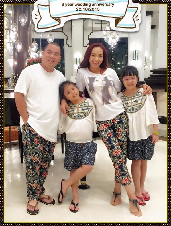 Thúy Hạnh - Minh Khang mừng sinh nhật con gái... trên giường ngủ - Tin sao Viet - Tin tuc sao Viet - Scandal sao Viet - Tin tuc cua Sao - Tin cua Sao