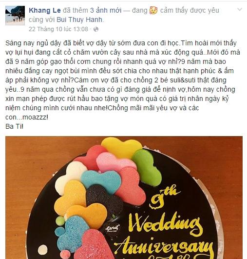 22/10 là kỉ niệm ngày cưới của Minh Khang - Thúy Hạnh. - Tin sao Viet - Tin tuc sao Viet - Scandal sao Viet - Tin tuc cua Sao - Tin cua Sao