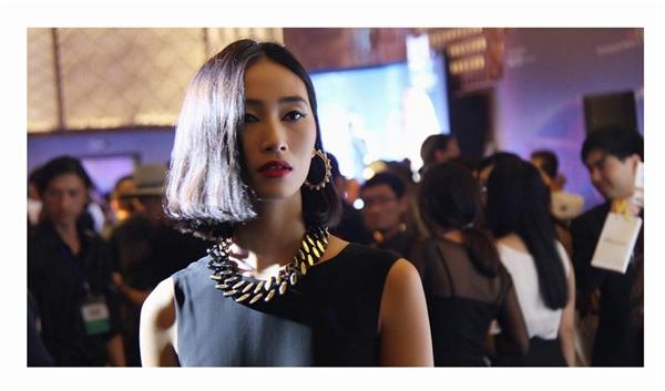 Tăng Thanh Hà khiến fan thích thú khi cắt tóc ngắn