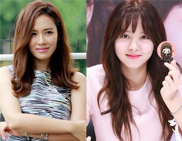Fan phấn khích khi Kim So Hyun đóng vai lót đường cho Son Ye Jin