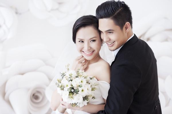 Liêu xiêu trước nhan sắc xinh đẹp của vợ hot boy Việt