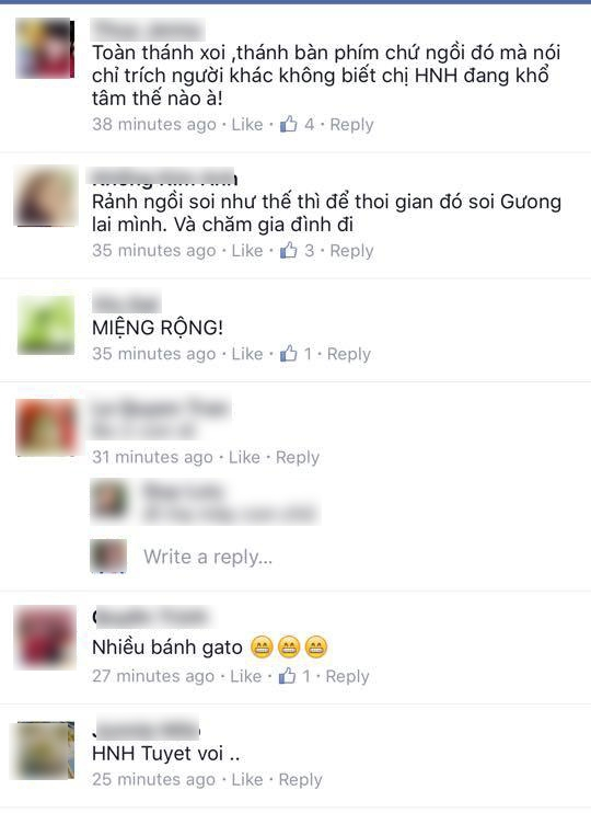 Nhiều lời bàn tán tràn ngập trên mạng xã hội dành cho những vấn đề liên quan đến Hà Hồ. - Tin sao Viet - Tin tuc sao Viet - Scandal sao Viet - Tin tuc cua Sao - Tin cua Sao