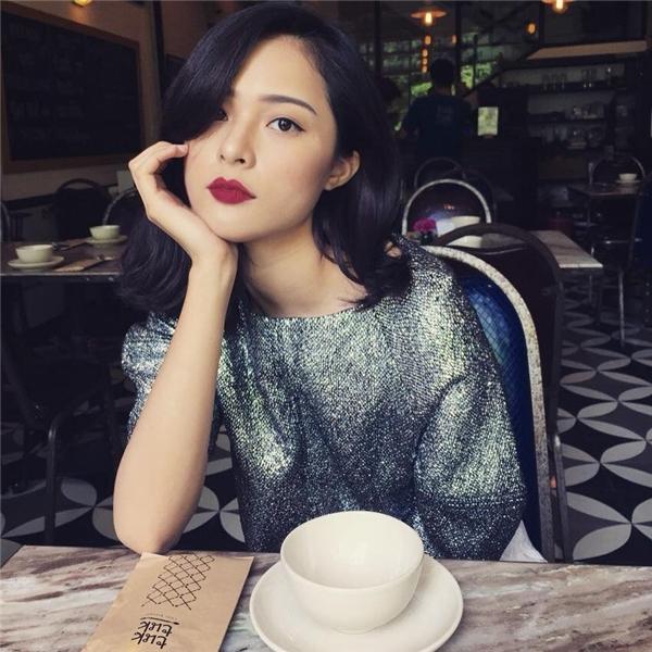 Vẻ đẹp củaHạ Vi được ví như Phạm Băng Băng, Tôn Mịch, Dương Lệ... (Nguồn: Internet)