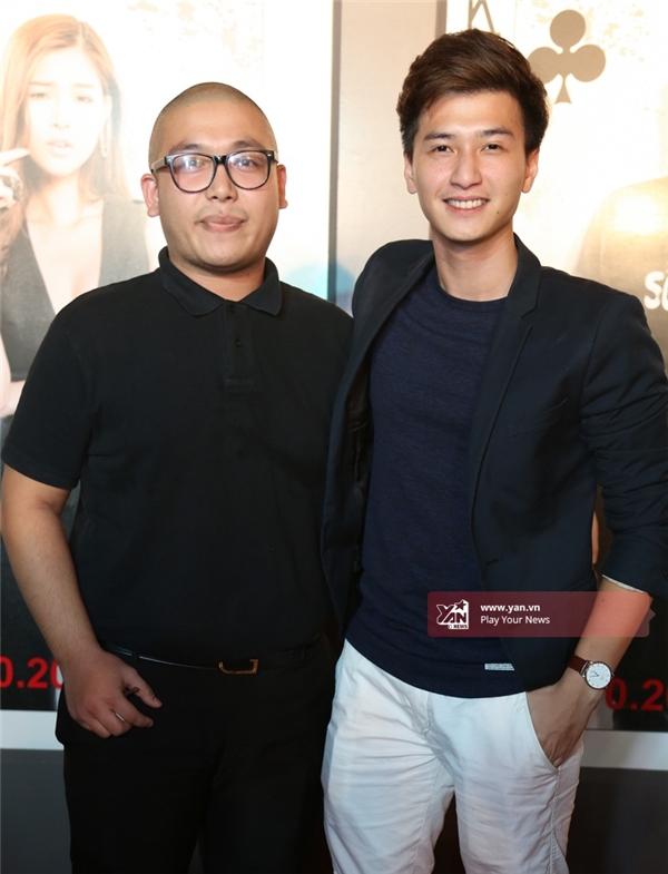 Đạo diễn Việt Anh và Huỳnh Anh - Tin sao Viet - Tin tuc sao Viet - Scandal sao Viet - Tin tuc cua Sao - Tin cua Sao