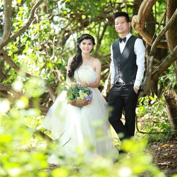 """Tình yêu của cặp đôi này được xem là """"cổ tích giữa đời thực"""". (Ảnh: Internet)"""