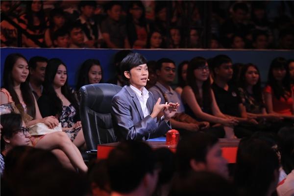 Hoài Linhgiữ vai trò giám khảo chính của chương trình. - Tin sao Viet - Tin tuc sao Viet - Scandal sao Viet - Tin tuc cua Sao - Tin cua Sao