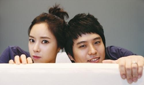 Hwang Jung Eum và bạn trai Kim Yong Joon
