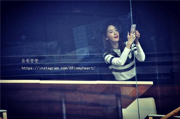 Yoona hạnh phúc với tình cảm của fan tại Đài Loan.