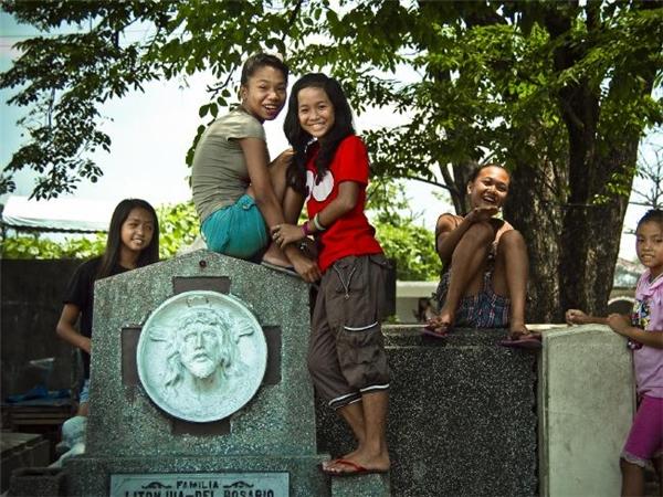 Hơn 40% dân số Manila phải sống trong cảnh nghèo túng. (Ảnh: Flickr)