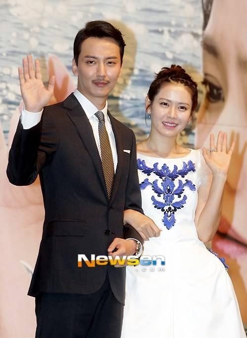 Kim Nam Gil và Son Ye Jin