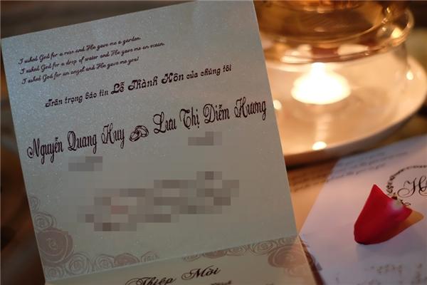 Lời nhắn nhủ đầy tình cảm của Quang Huy dành cho Diễm Hương khiến nhiều người không khỏi ghen tị. - Tin sao Viet - Tin tuc sao Viet - Scandal sao Viet - Tin tuc cua Sao - Tin cua Sao
