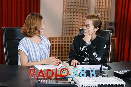 Gil Lê trở thành khách mời tiếp theo của Radio 88.8. - Tin sao Viet - Tin tuc sao Viet - Scandal sao Viet - Tin tuc cua Sao - Tin cua Sao