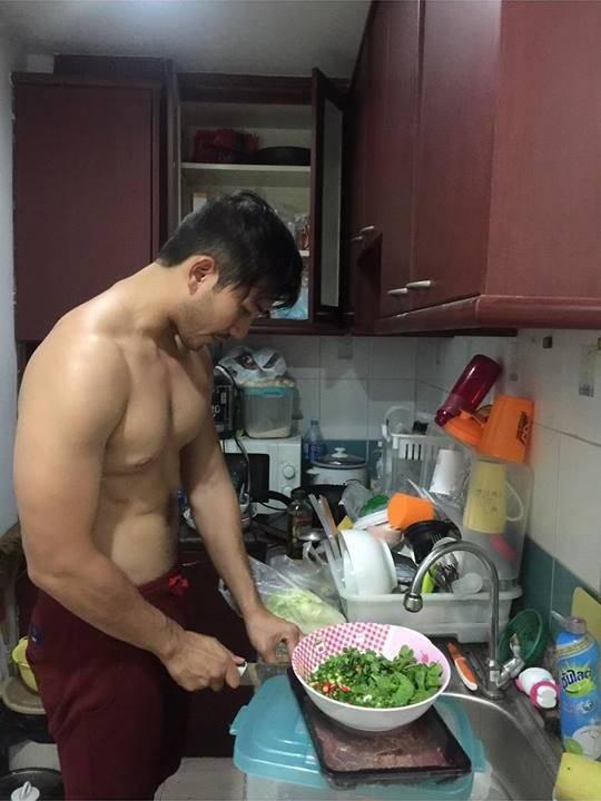 ... nấu ăn...(Ảnh: Internet)