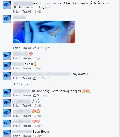 """Fan """"sốt xình xịch"""" đổi avatar hưởng ứng sản phẩm mới của Đông Nhi. - Tin sao Viet - Tin tuc sao Viet - Scandal sao Viet - Tin tuc cua Sao - Tin cua Sao"""