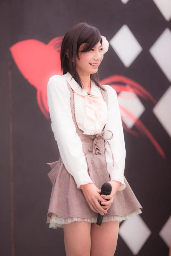 ... và các chàng cũng xinh đẹp không kém một thiếu nữ Nhật thực thụ.(Ảnh: rocketnews24.com)