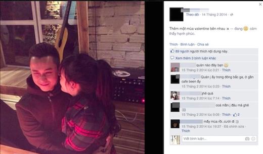 Cộng đồngmạng đang dành sự quan tâm, chia sẻ cho cô gái này. (Ảnh chụp màn hình FB)