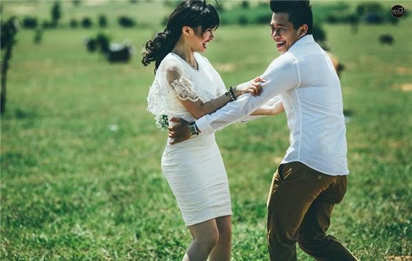 Chuyện tình của cặp đôi này đang nhận được nhiều sự yêu thích từ cư dân mạng. (Ảnh: Internet)