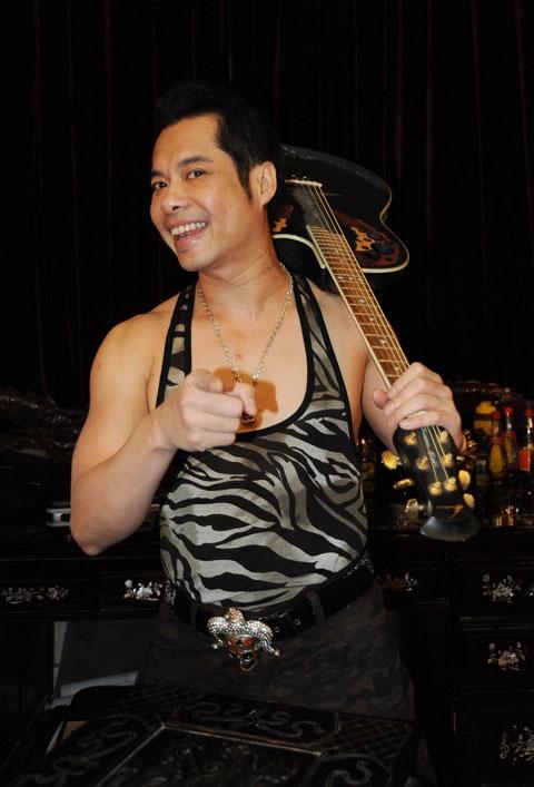 Các nghệ sĩ kì quặc nhất Việt Nam - Tin sao Viet - Tin tuc sao Viet - Scandal sao Viet - Tin tuc cua Sao - Tin cua Sao