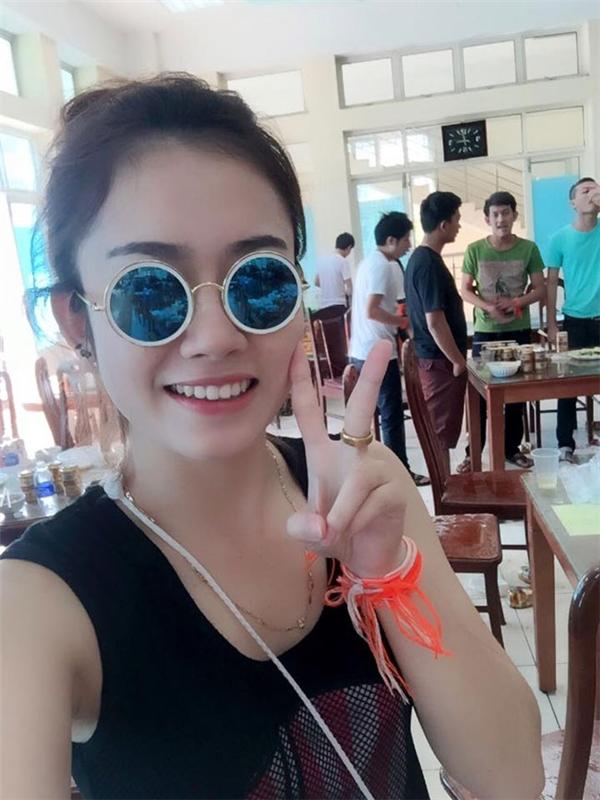 Đời thường, Ke Son cũng là một cô nàng rất dễ thương đúng với tuổi của mình. (Ảnh: Internet)
