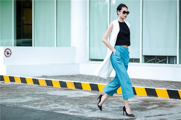 6 gợi ý trang phục dạo phố ngày trở lạnh cho quý cô sành điệu