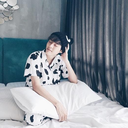 Unisex pajama